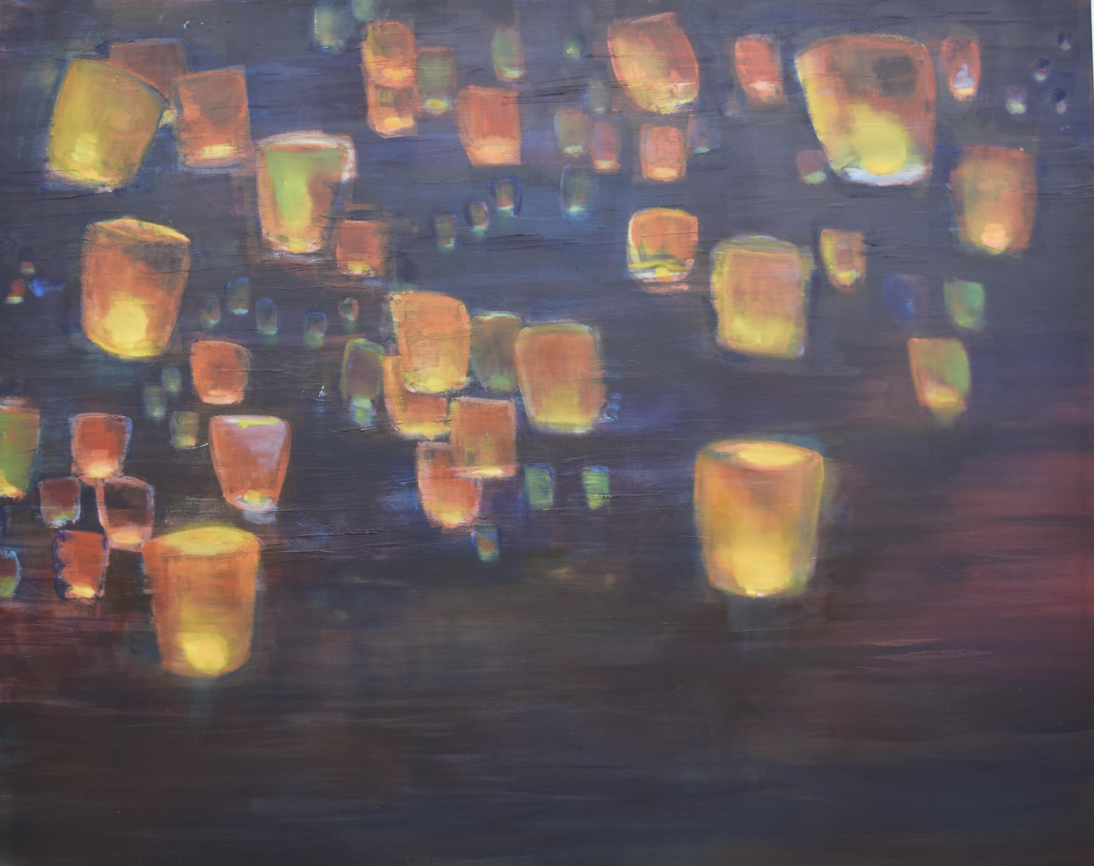 loy Krathong 2017 | ieli sin glin