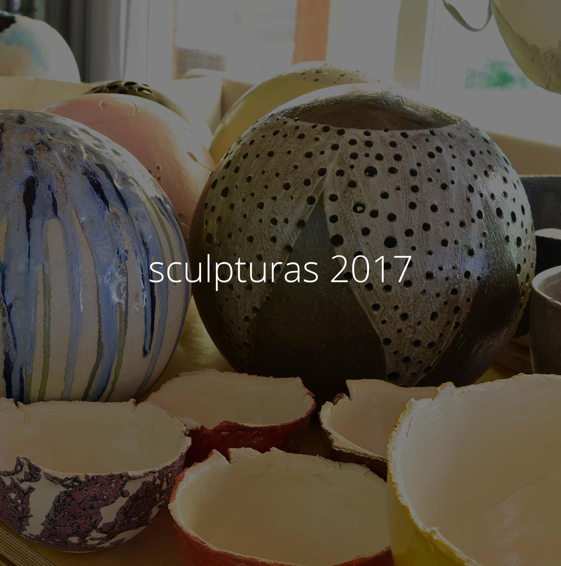 sculpturas 2017