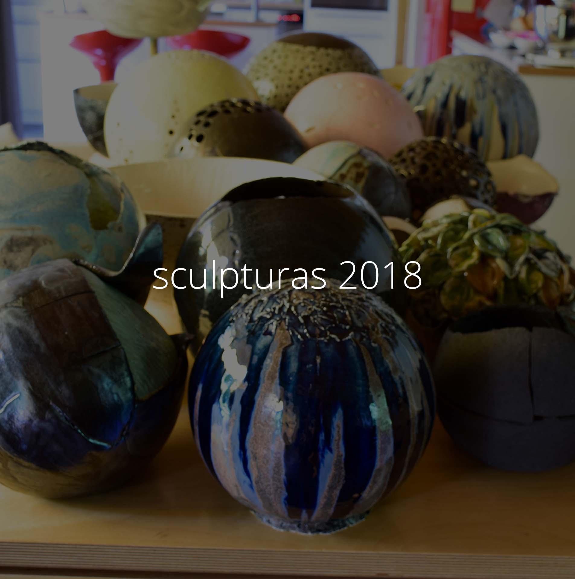sculpturas 2018